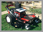 Convertible Mower